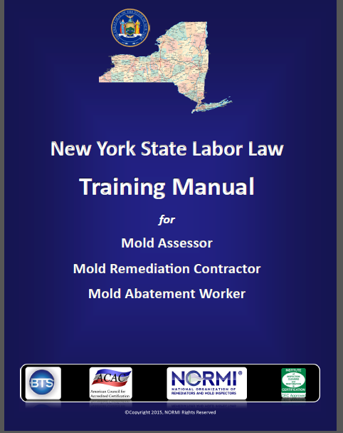 NY Student Training Manual