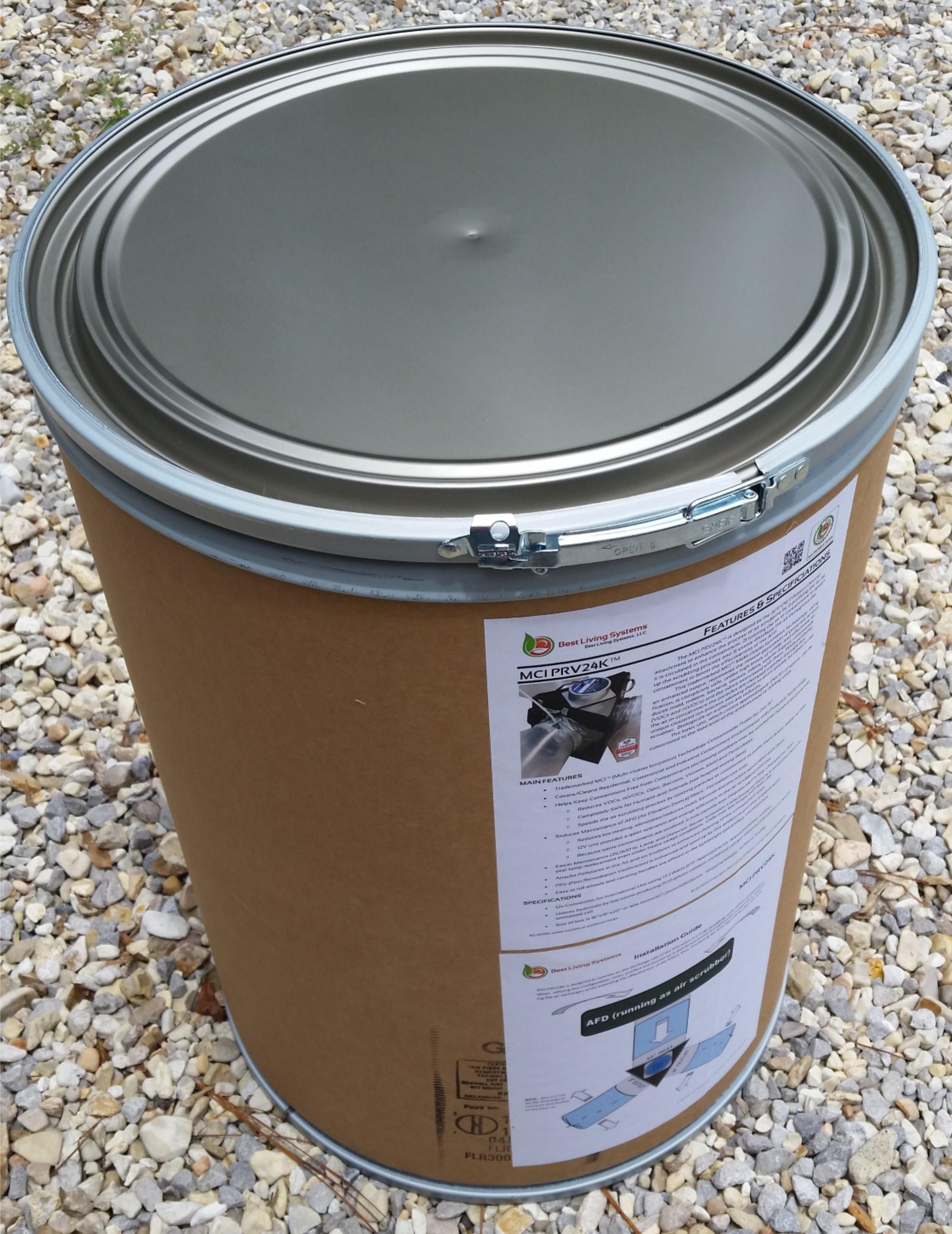 MCI PRV24K Storage Drum (reusable)