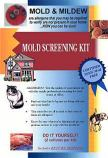 Mold Screening Kit